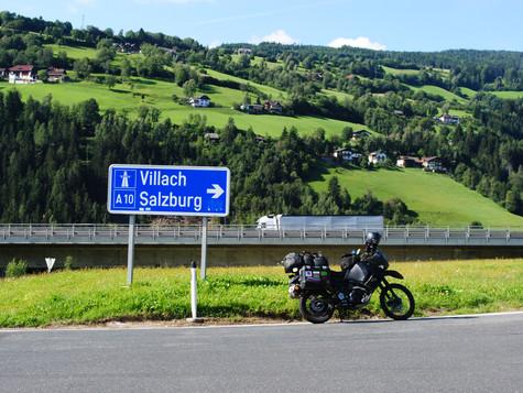 Europe: Slovenia to the UK