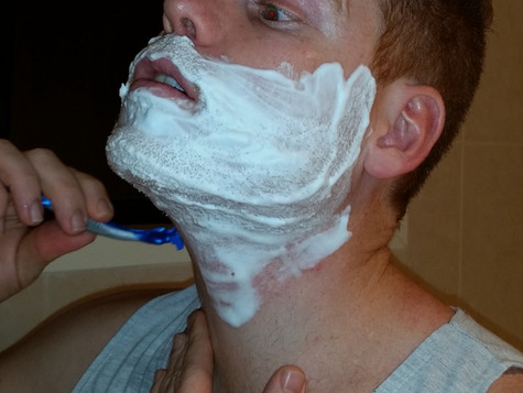 #Last_Shave