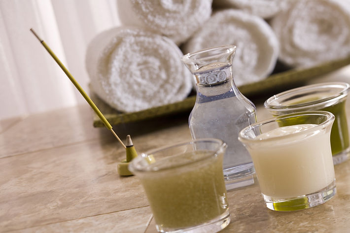 massage à l'huile massage bien-être