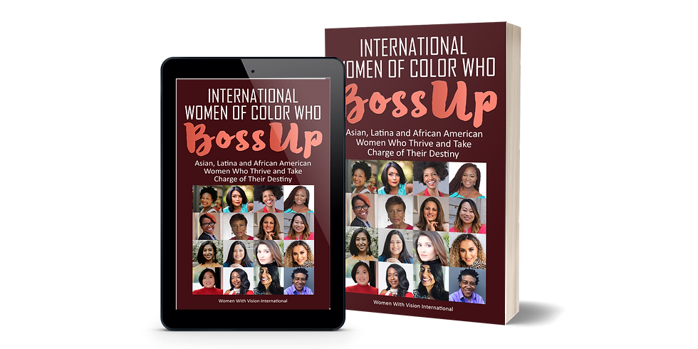 Women Who Boss Up Book Release Party