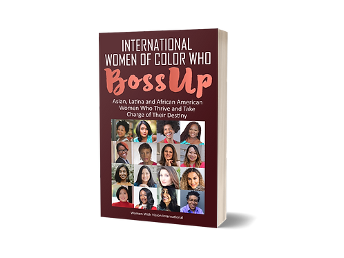 International Women of Color Who Boss Up