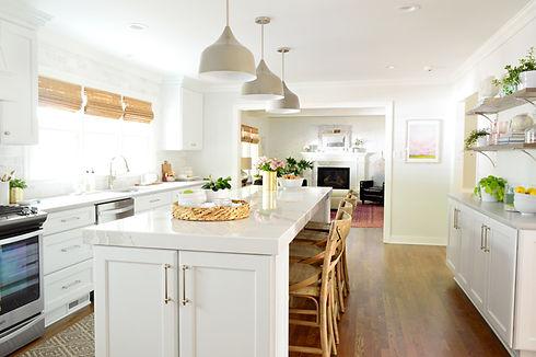 Miller Kitchen-Remodel-Final-From-Garage
