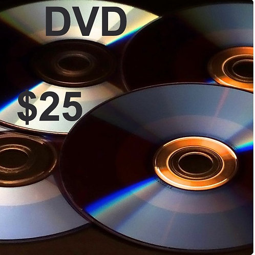 DVD $25