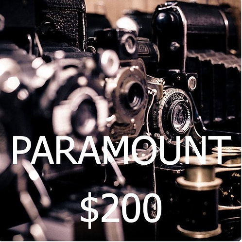 PARAMOUNT PACKAGE