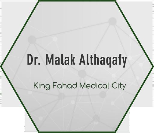 Dr. Malak Althaqafy