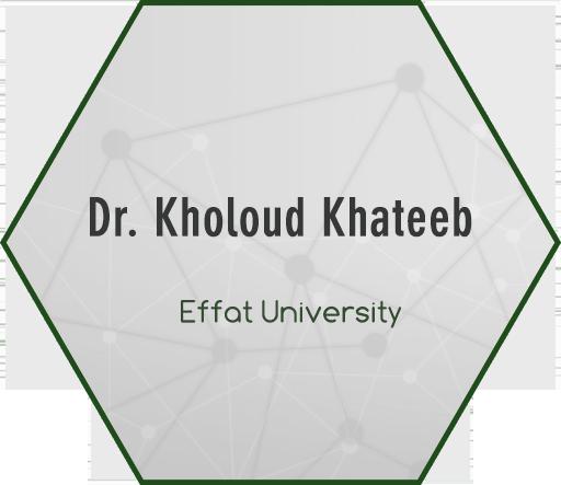 Dr. Kholoud Alkhateeb