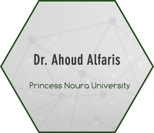 Dr. Ahoud Alfaris