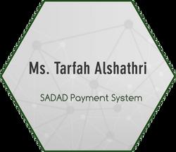 Ms. Tarfah Alshathri