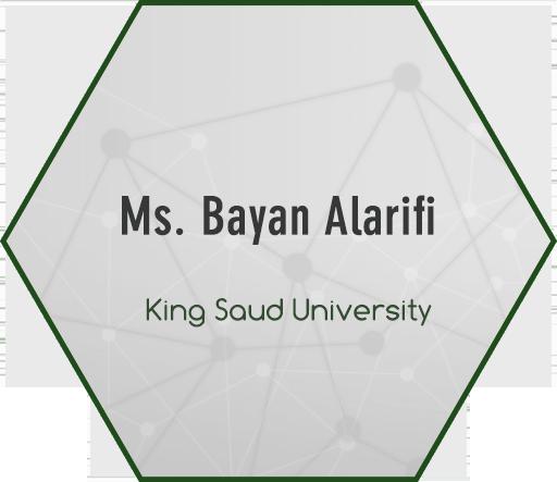 Ms. Bayan Alarifi