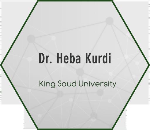 Dr. Heba Kurdi