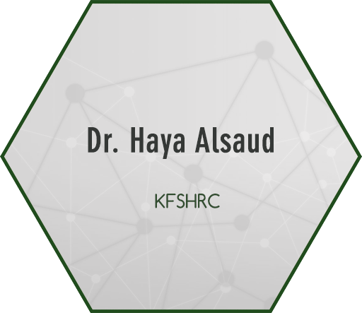 Dr. Haya Alsaud