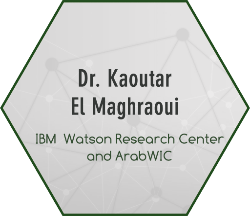 Dr. Kaoutar El Maghraoui
