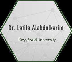 Dr. Latifa Alabdulkarim