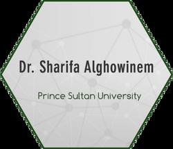 Dr. Sharifa Alghowinem