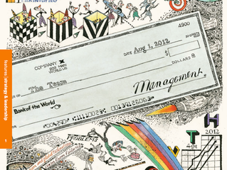 New article – Blank Checks (Strategy & Business)