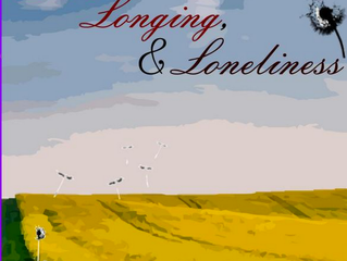 """Excited to share my new poetry book """"Love, Longing and Loneliness"""""""