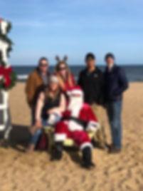 santa on beach volunteers.jpg