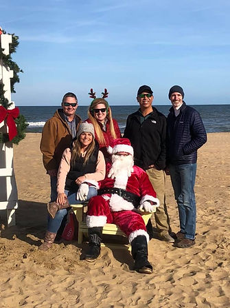 santa on beach volunteers.jpg