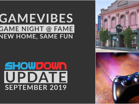 ShowDown relaunches GameVibes events at Fame Venue in North Beach
