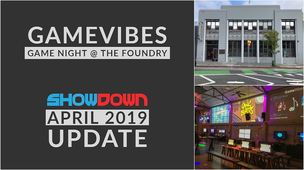 showdown cancels game night at the foundry