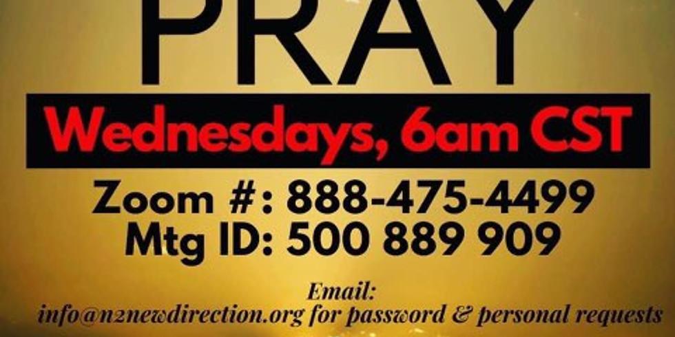 Sunday Prayers