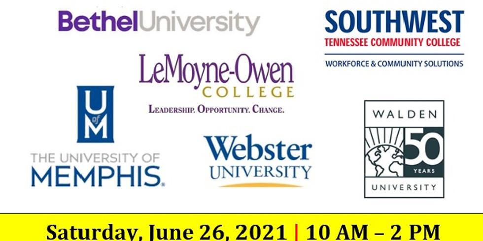 Memphis College Consortium College and Job Fair