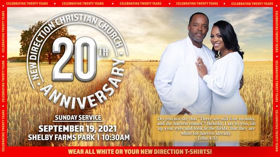 NDCC - 20th Anniversary
