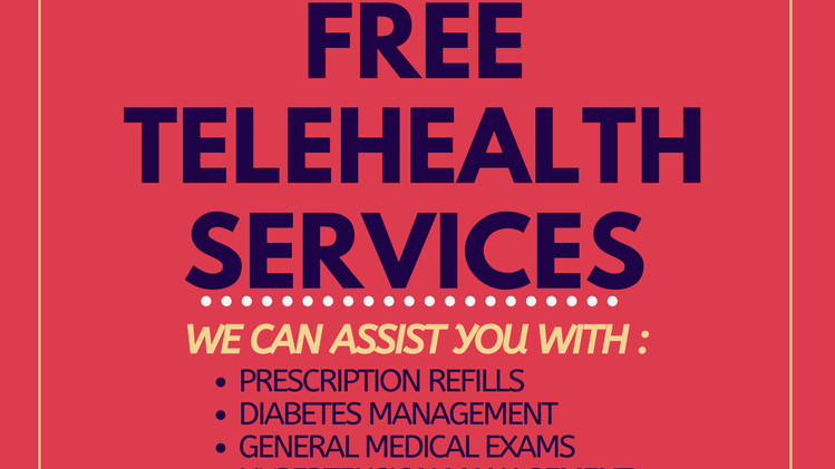 Free Telehealth Services