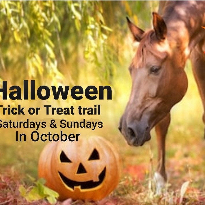 Trick Or Treat Trail Ride