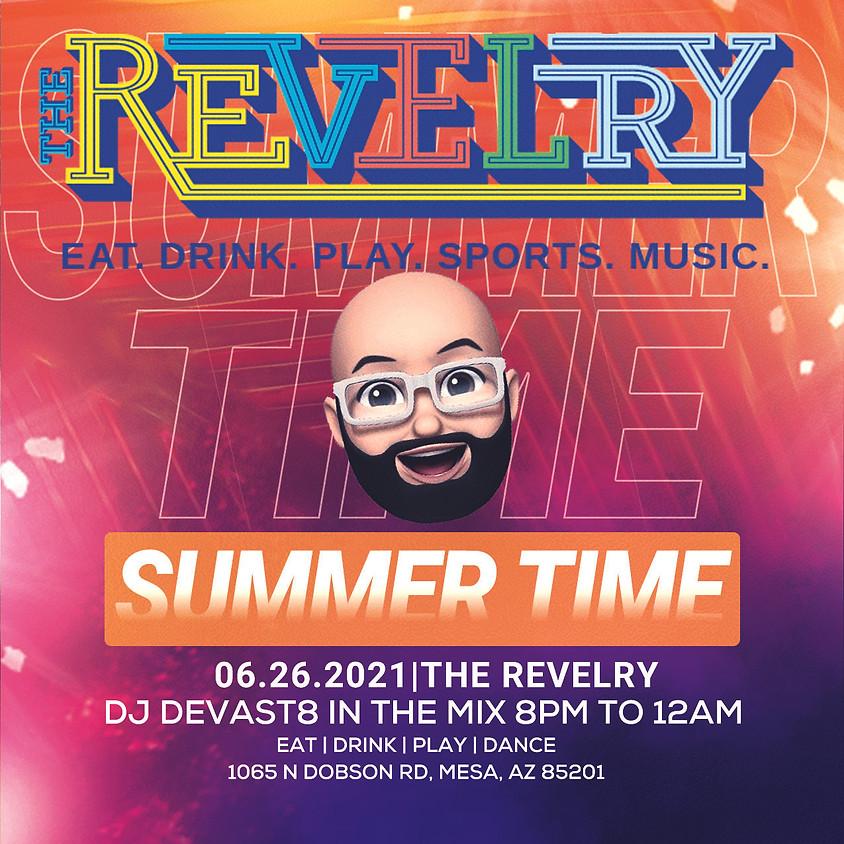 Saturday Night with DJ Devast8
