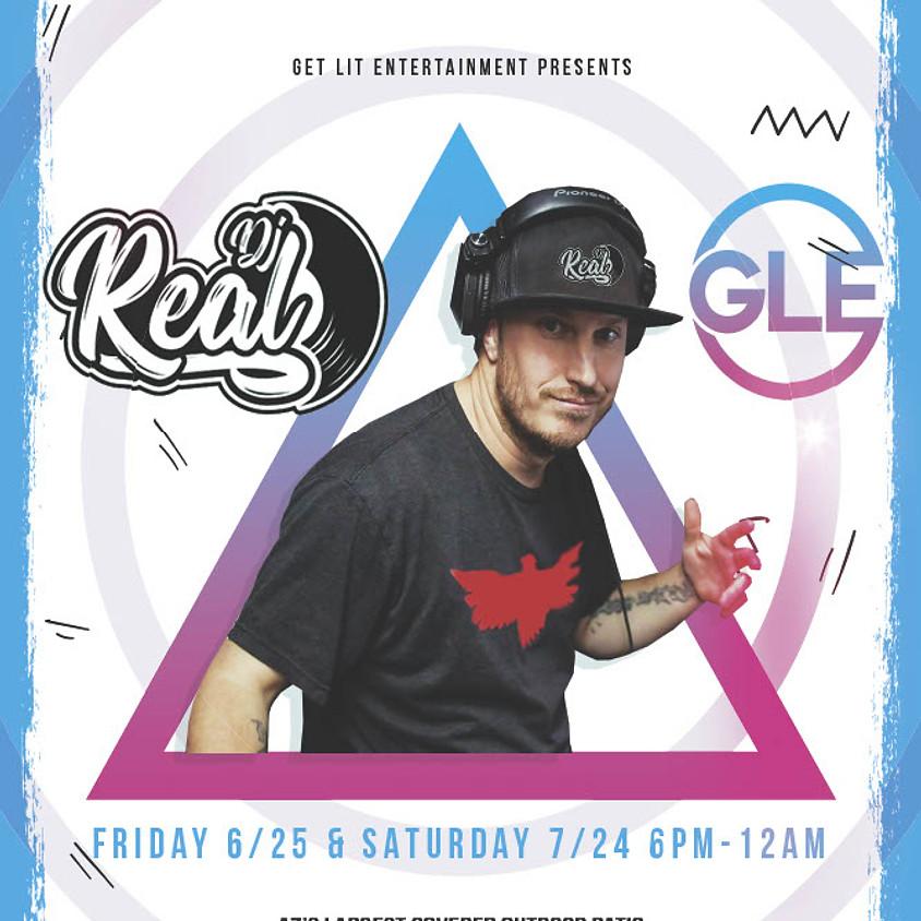 Saturday Night with DJ Real