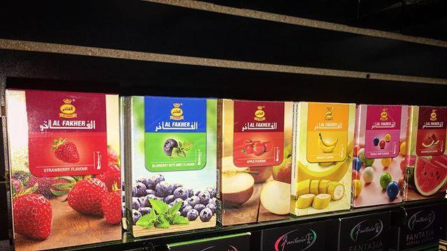 _al_fakher tobacco now in stock 👍🏼 #hookah #hookahs #shisha #tobacco #flavors #fruity #nicotine #s