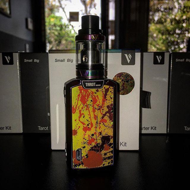 _vaporesso_ecig New Tarot Nano colors available 👌🏼 #vape #vapes #vapeon #vapeporn #vapelife #ejuic