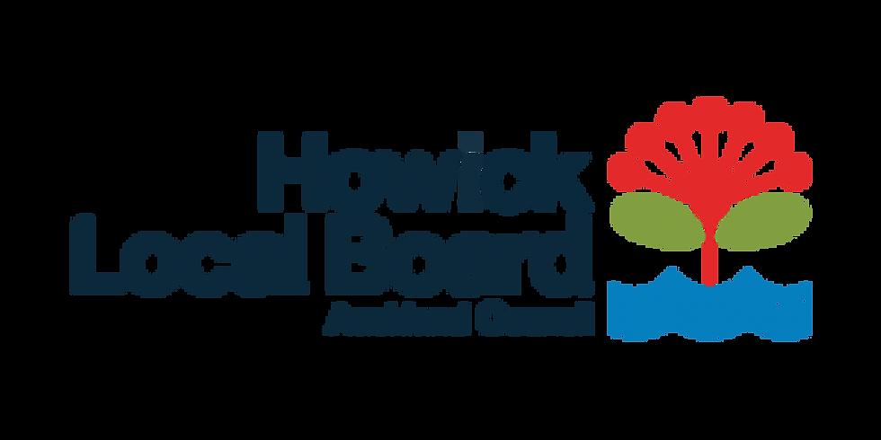 Howick Local Board Meeting