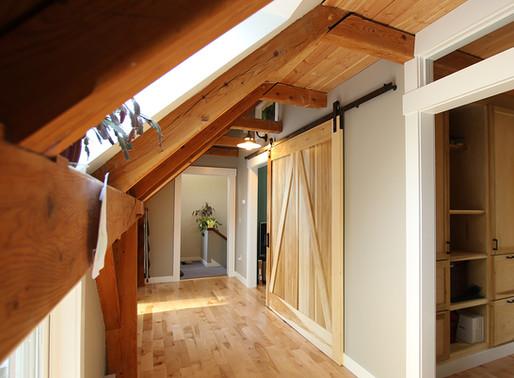Timber-Framed Home Renovation