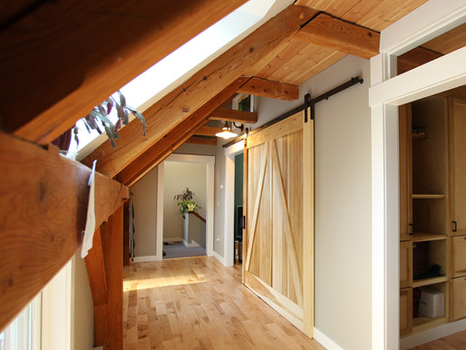 Timber-Framed Home Renovation