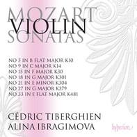 Mozart Violin Sonatas Volume 1