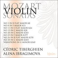 Mozart Violin Sonatas Volume 4