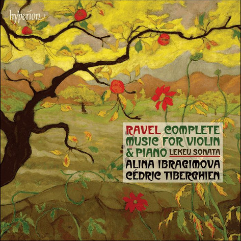 Ravel: Complete Music for Violin & Piano