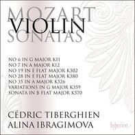 Mozart Violin Sonatas Volume 5