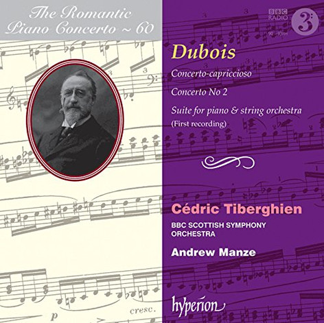 The Romantic Piano Concerto 60: Théodore Dubois