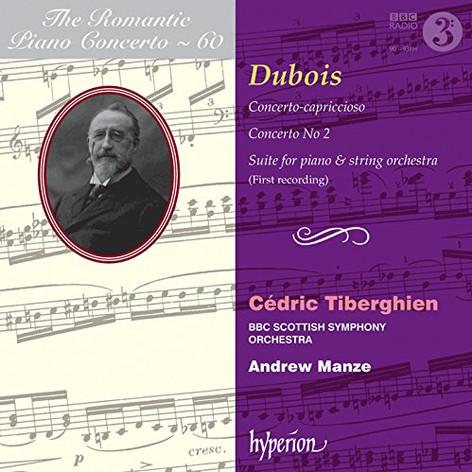 The Romantic Piano Concerto 60: Théodore Dubois