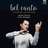 Bel Canto: Voice of the Viola, Tamestit & Tiberghien
