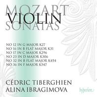 Mozart Violin Sonatas Volume 3