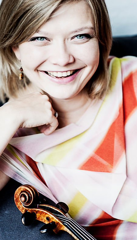 About Alina Ibragimova