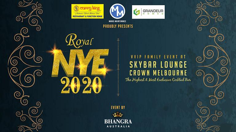 Royal NYE 2020