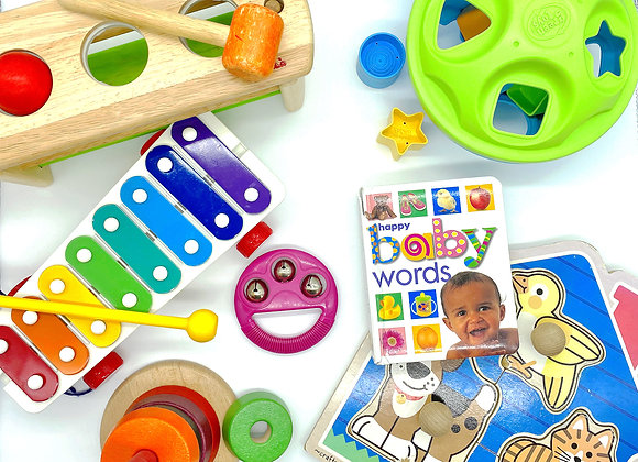 Baby Kit: 9-12 Months