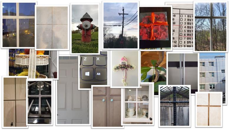 십자가 모양 사진 모음