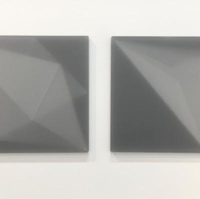 Platonics of a Solid IV, V, 2017