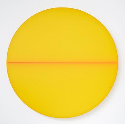 Circle Halved, 2018